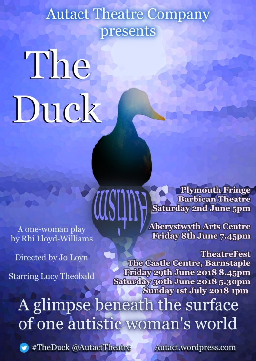 The Duck Poster - monitor res